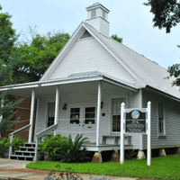 Camp Walton School House
