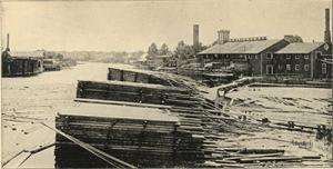 Arcadia Mill near Fort Walton Beach