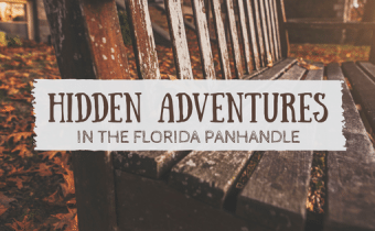 hidden adventures in the Florida panhandle