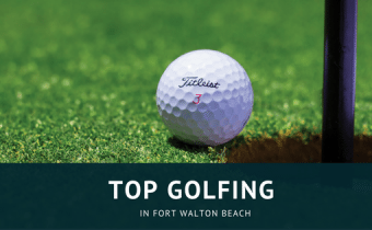 golf courses in Fort Walton Beach