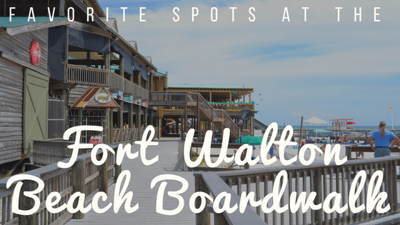 Fort Walton Beach Boardwalk